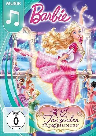 barbie in die 12 tanzenden prinzessinnen spiel