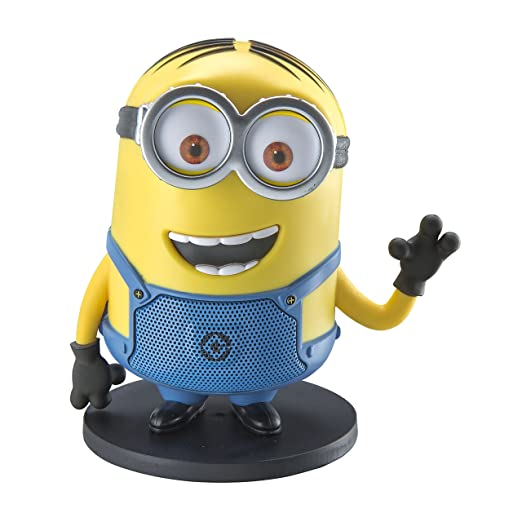 Review Despicable Me Minions Bluetooth