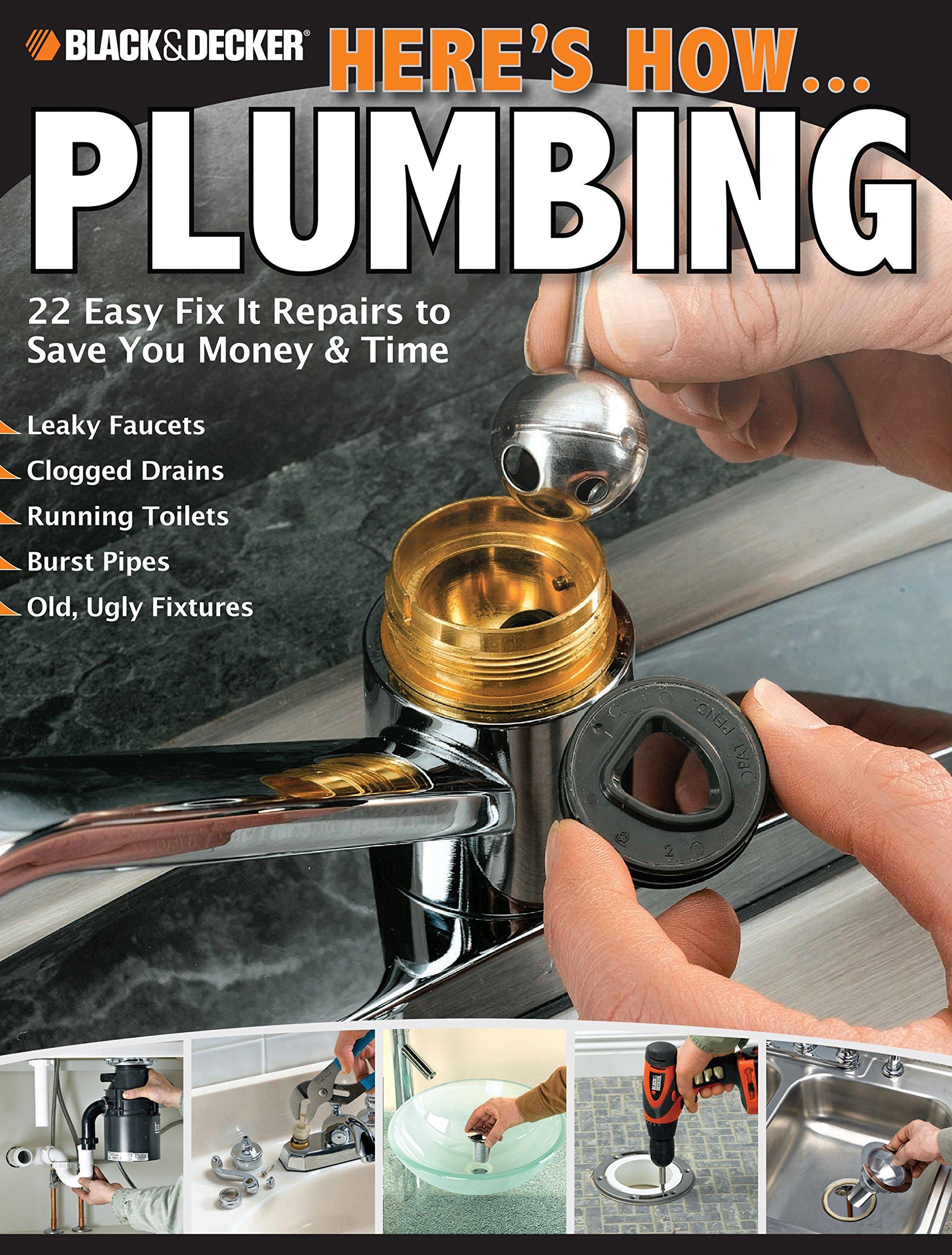 Read Online Black & Decker Here's How...Plumbing ebook