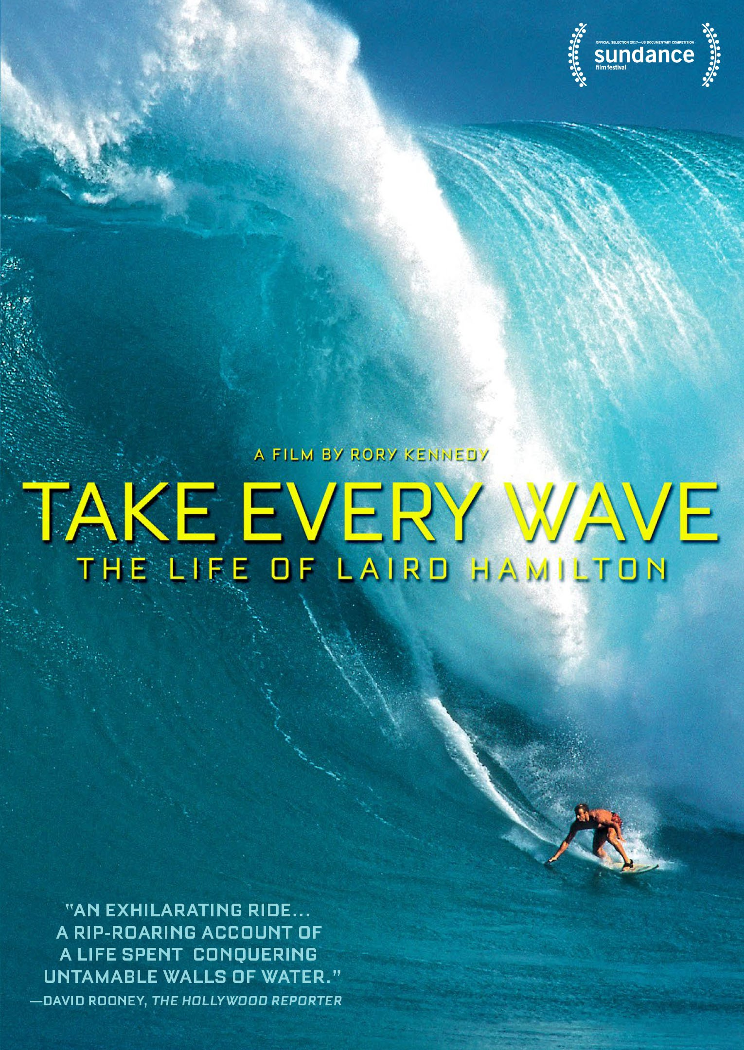 DVD : Take Every Wave: The Life of Laird Hamilton (DVD)