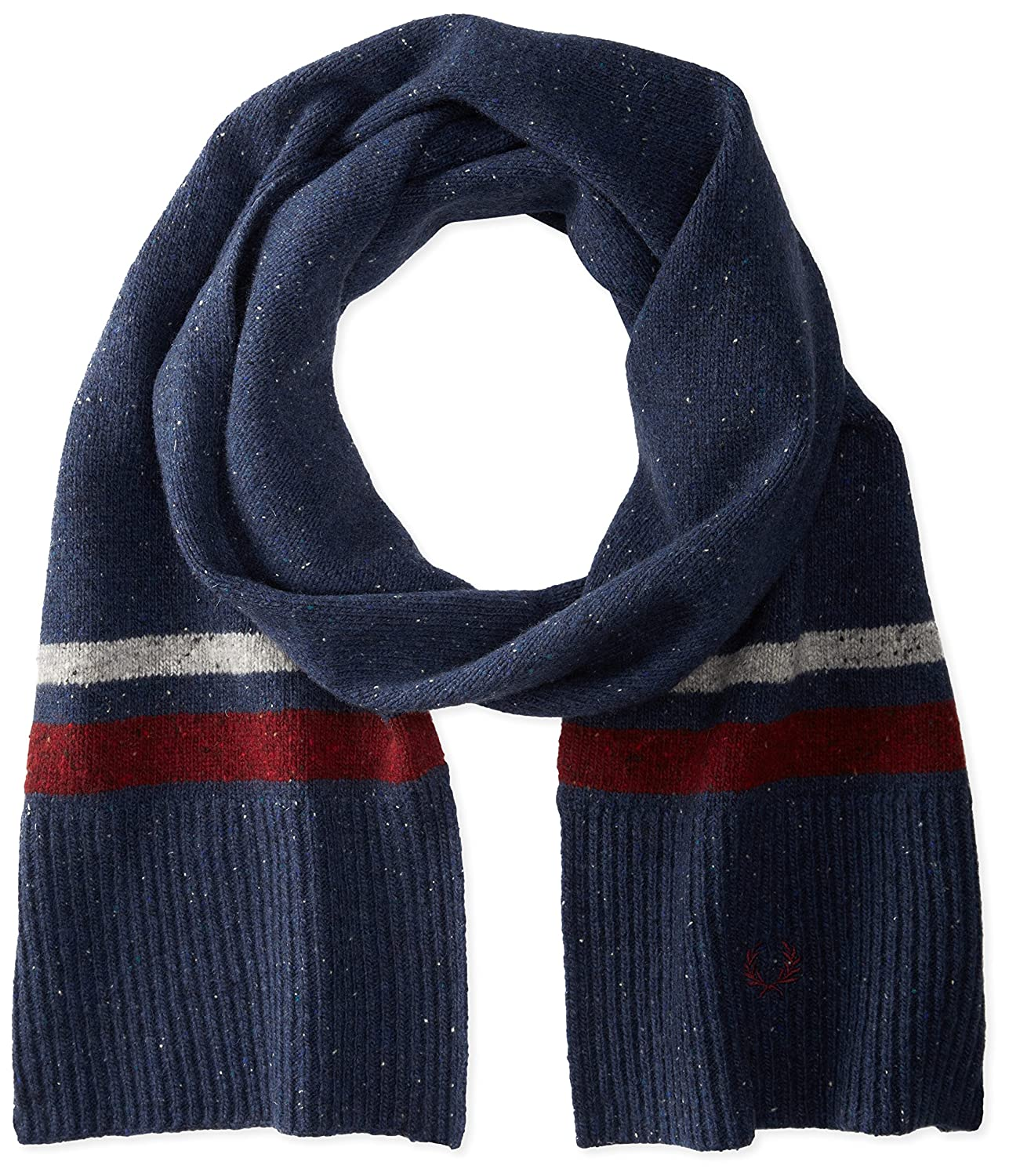 Fred Perry Men's Tipped Scarf C3208