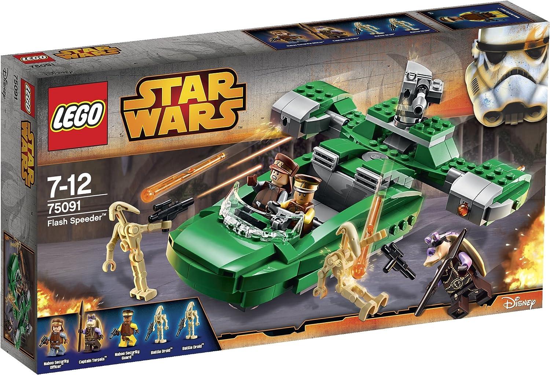Lego Star Wars Flash Speeder 75091 Building Kit