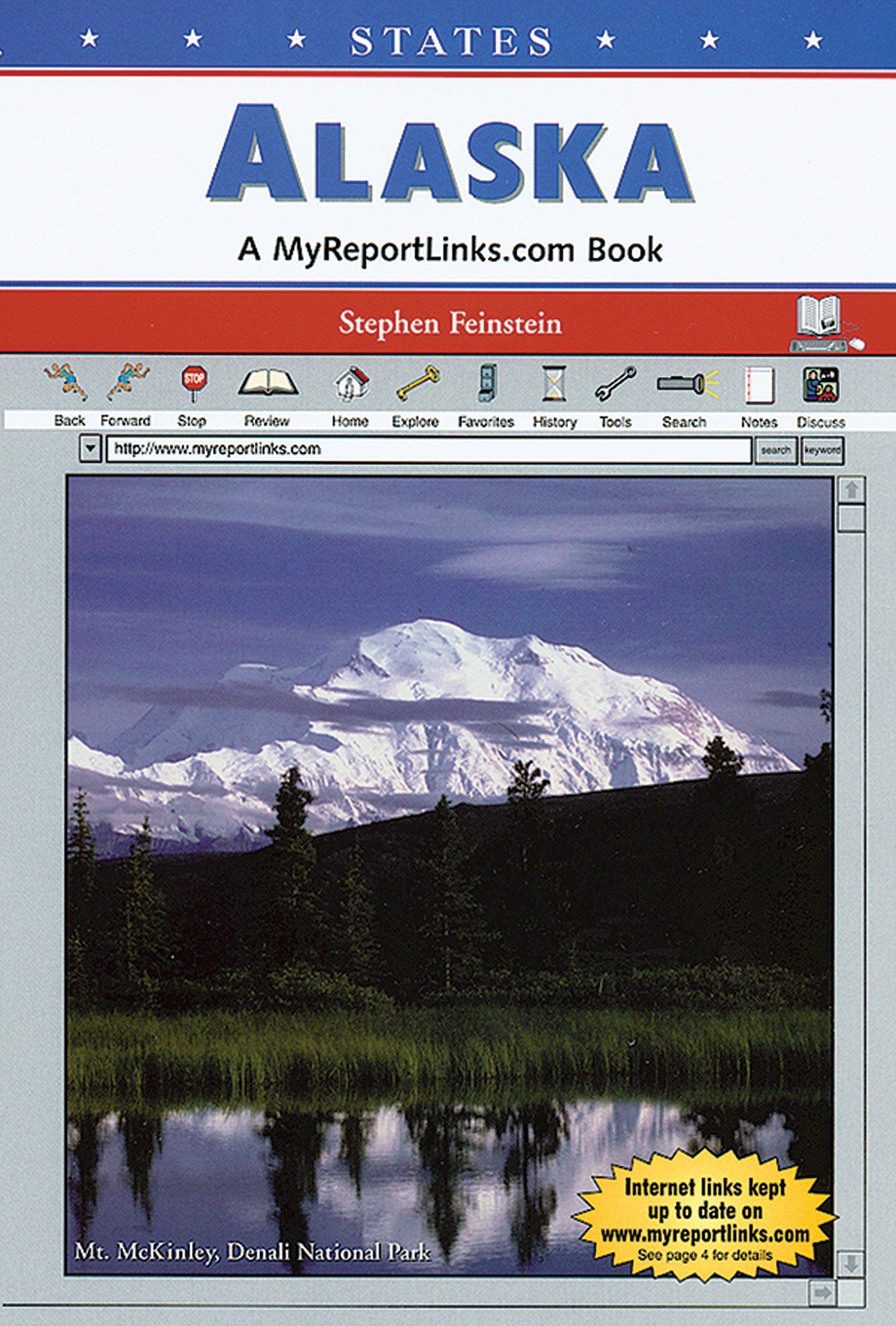 Download Alaska: A Myreportlinks.com Book (States) ebook