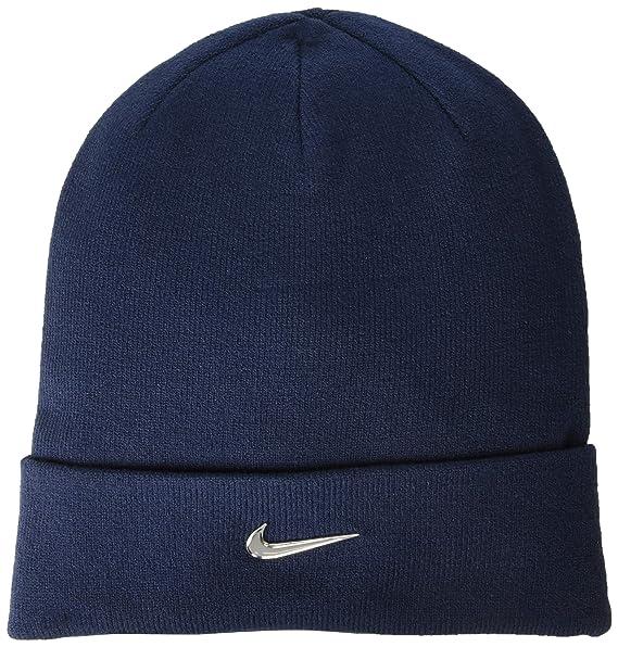 Nike Y NK BEANIE METAL SWOOSH Cap for Unisex, Size One