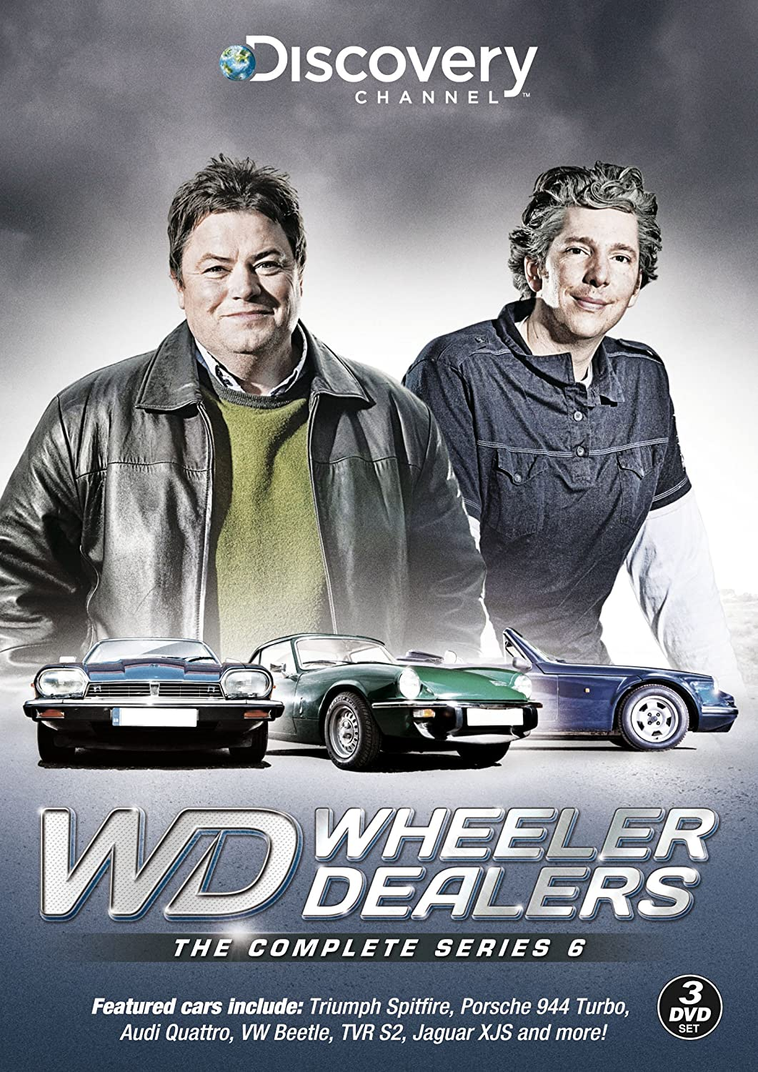 Wheeler Dealers: Series 6 [DVD] [Reino Unido]: Amazon.es: Cine y Series TV