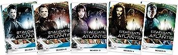 Stargate Atlantis on DVD