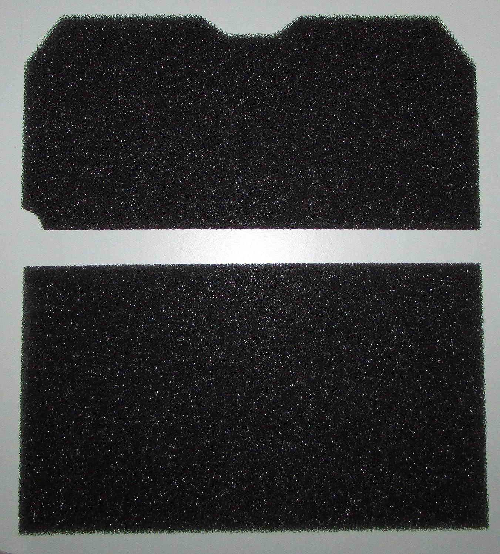 Tappetino spugna filtro filtro per Blomberg TKF 135073407350745974497459 Beko