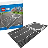 LEGO 7280 City Supplementary Straight and Crossroad
