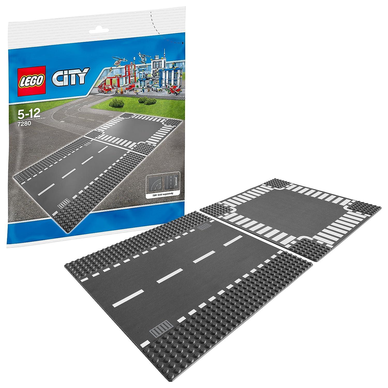 LEGO City 7280 - Gerade Straße und Kreuzung No Name