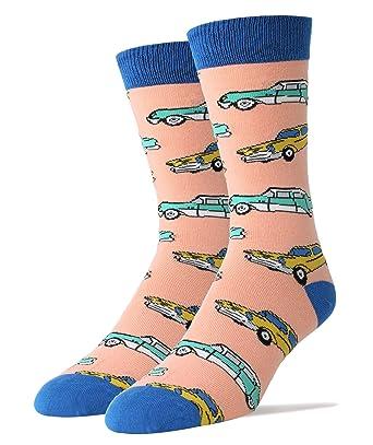 Amazon.com: Oooh Yeah calcetines. – para hombre Crew ...