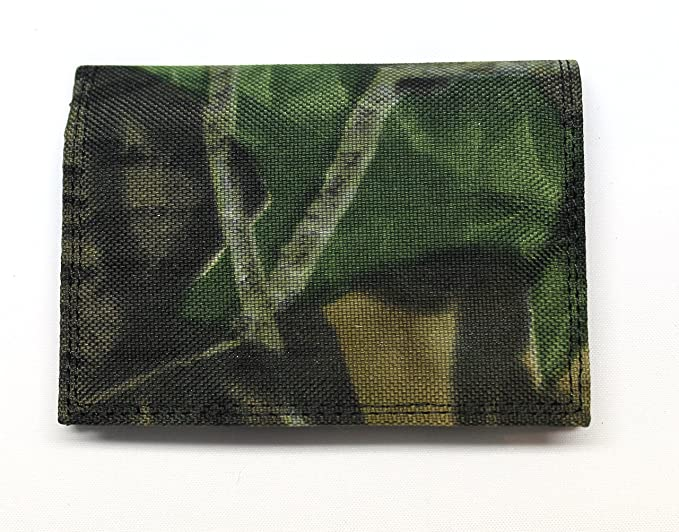 a7bb9267021 Camo Trifold Wallet - Mossy Oak Break Up Pattern at Amazon Men s ...