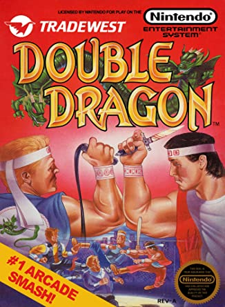 Amazon Com Double Dragon Video Games