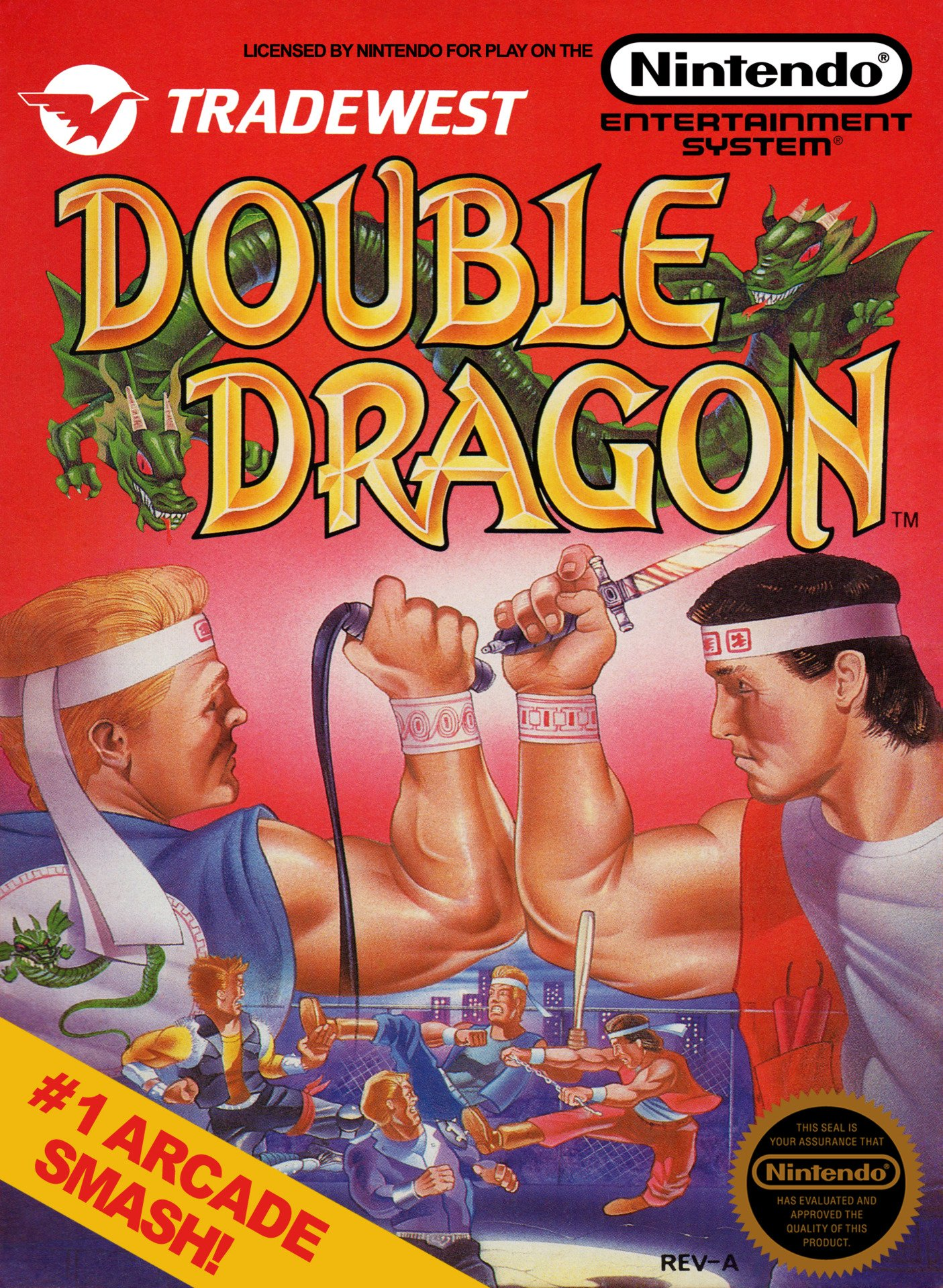 Amazon.com: Double Dragon: Video Games