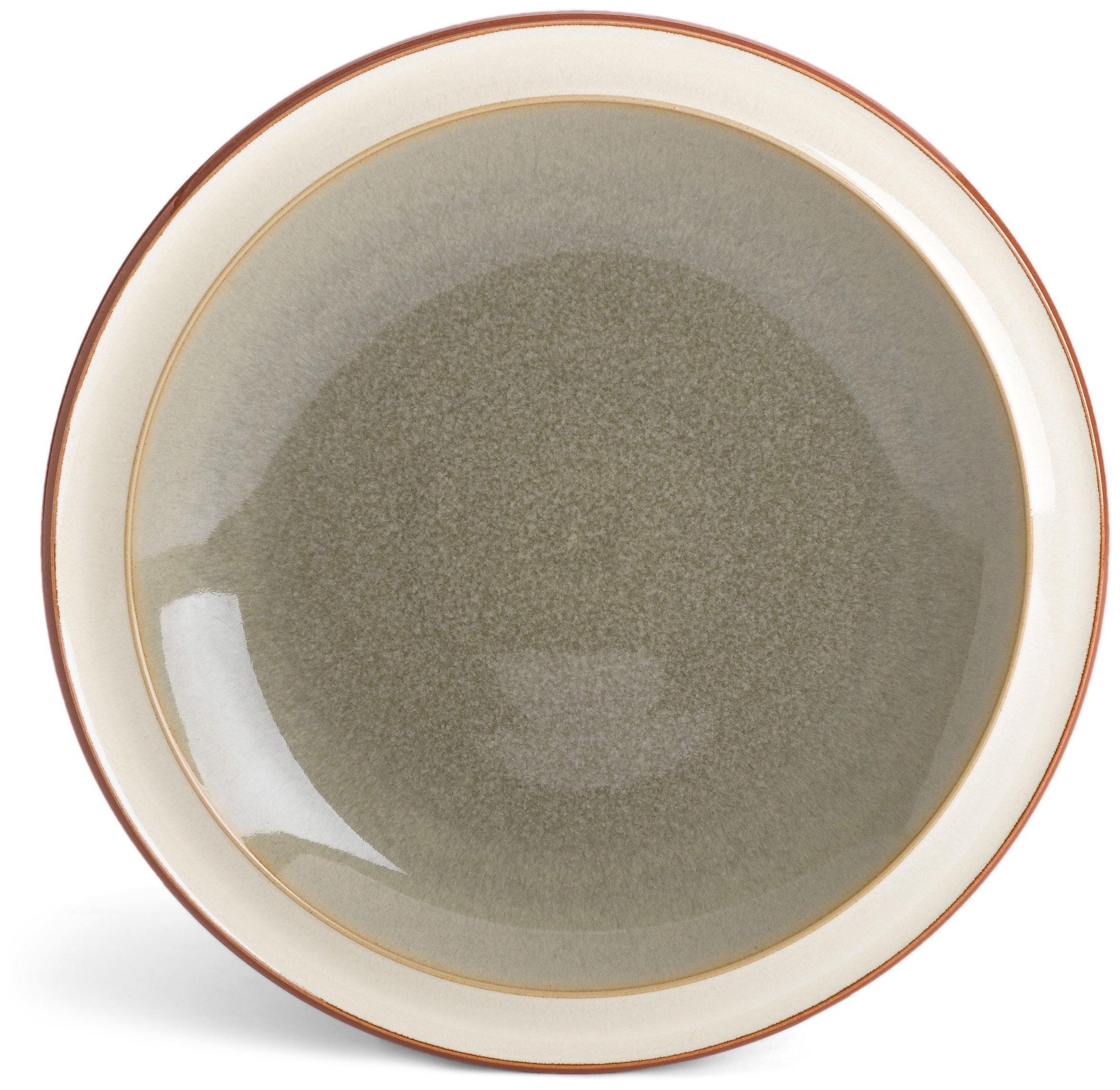 Denby Fire Sage/Cream Teaplate