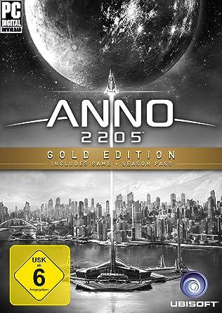 Anno 2205: Gold Edition pc dvd-ის სურათის შედეგი