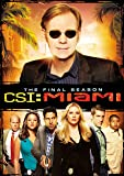 Csi: Miami: The Final Season [DVD] [Region 1] [US Import] [NTSC]
