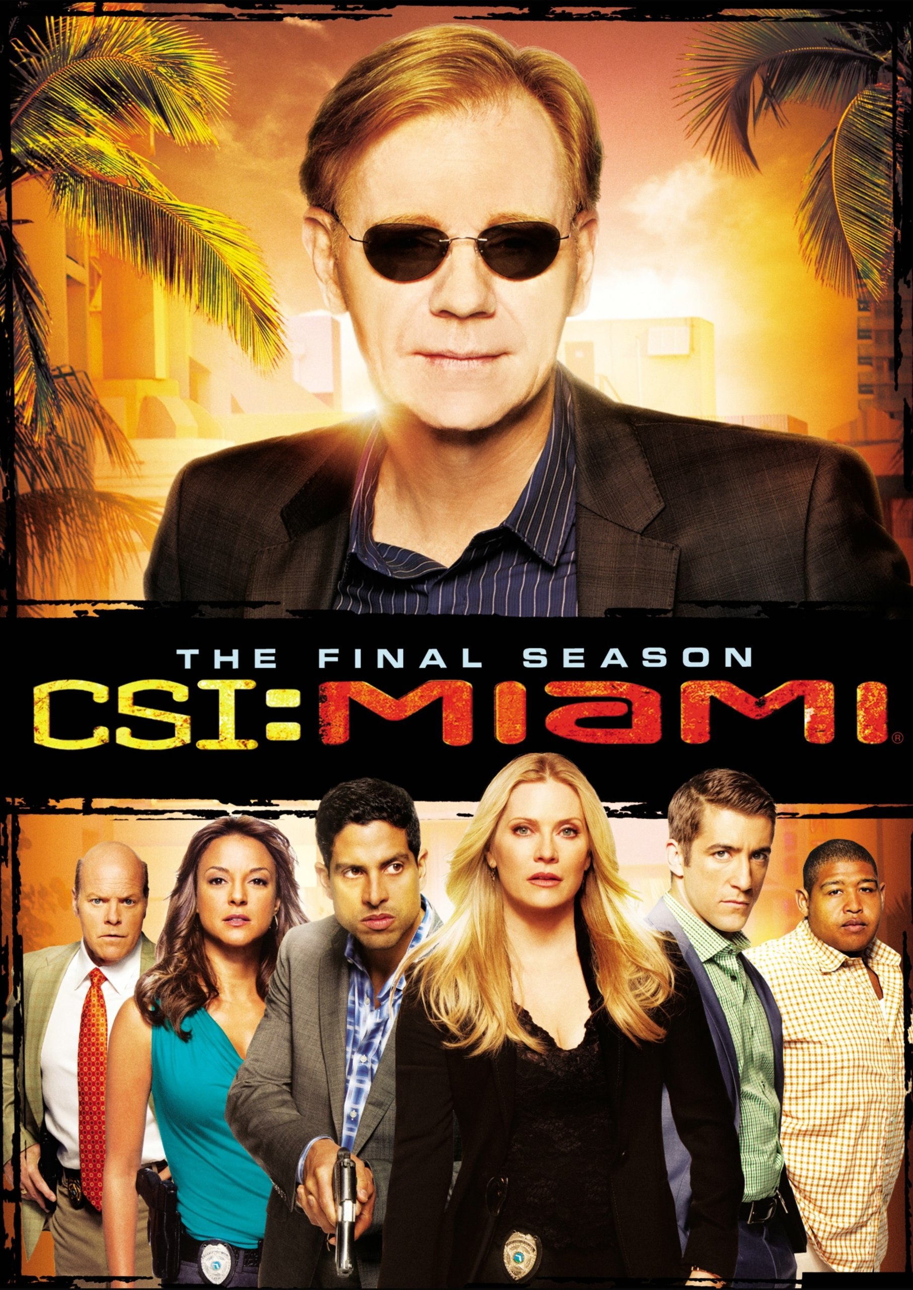 DVD : CSI: Miami: The Final Season (Boxed Set, Widescreen, Amaray Case, 5 Disc)