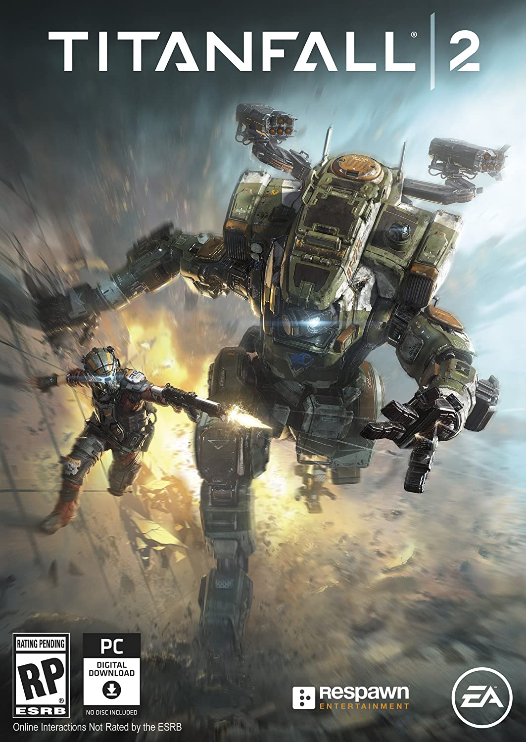 Titanfall 2 [Online Game Code] by Electronic Arts