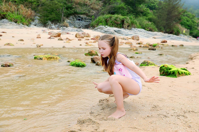 SKY-ST Baby Kids Floatation Suit Float One-Piece Swimwear Buoyancy for Girls Boys
