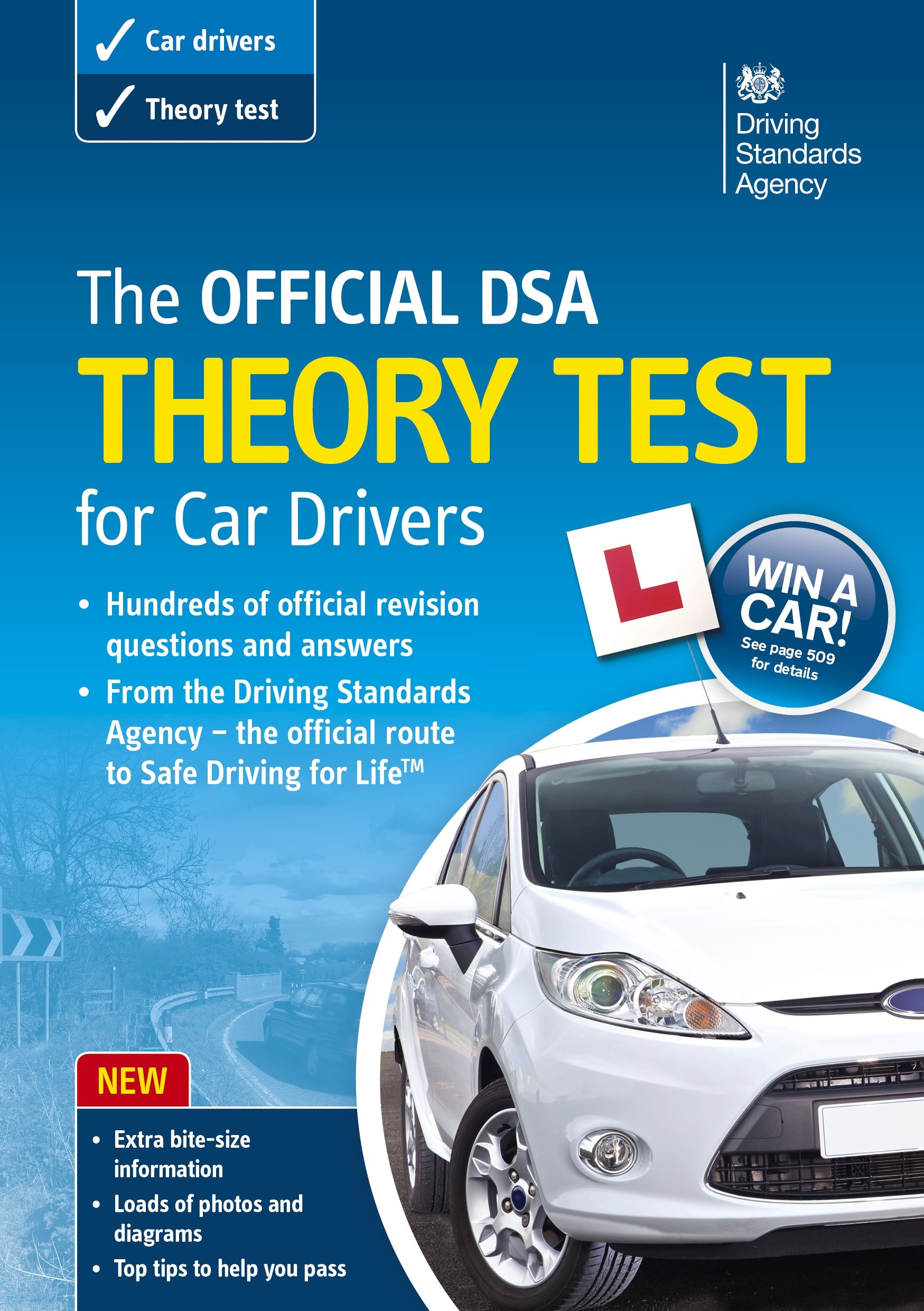 the official dsa theory test for car drivers driving standards
