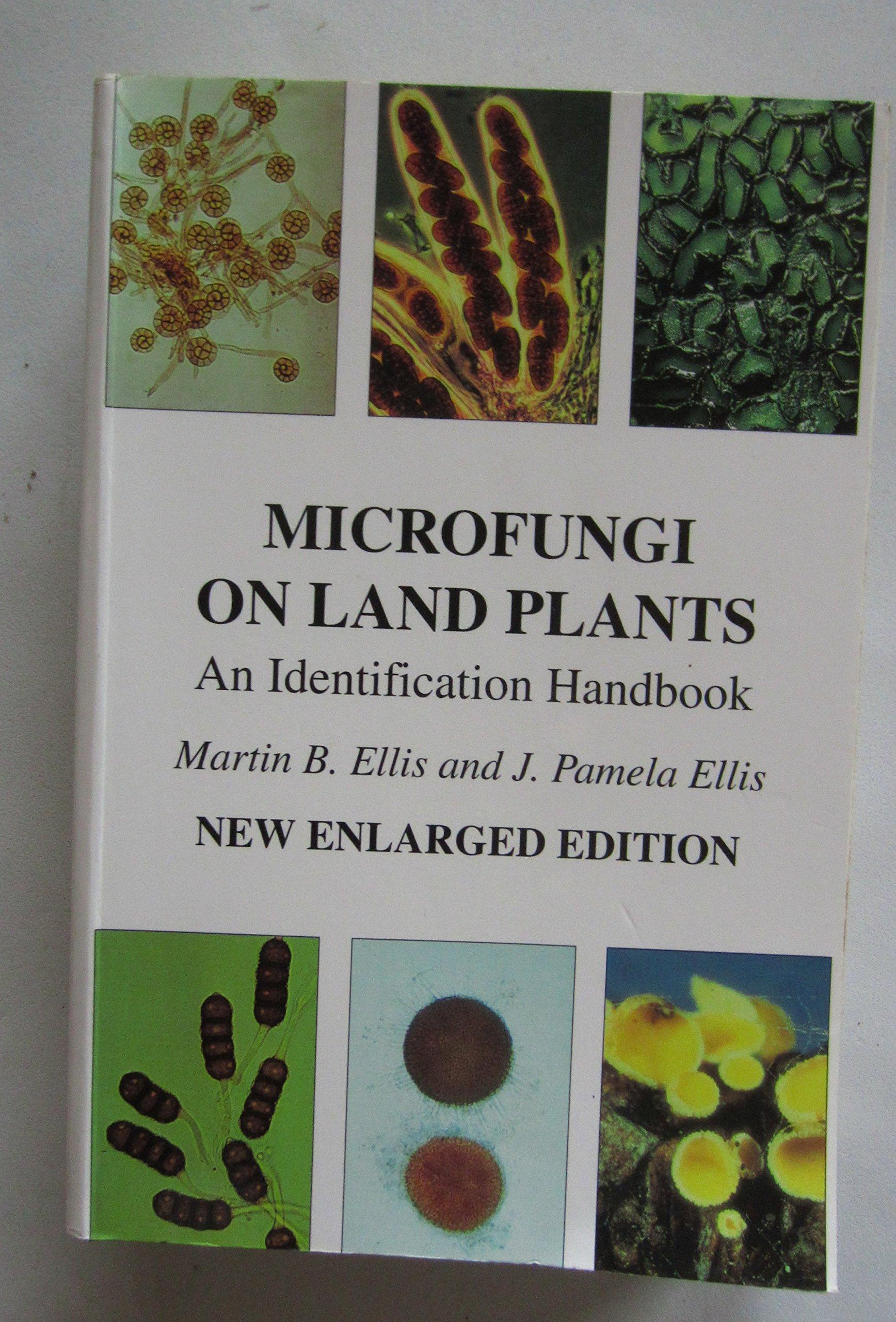 Microfungi on Land Plants: An Identification Handbook