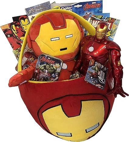 Amazon.com: Marvel Avengers Edad de Ultron Extreme cesta ...