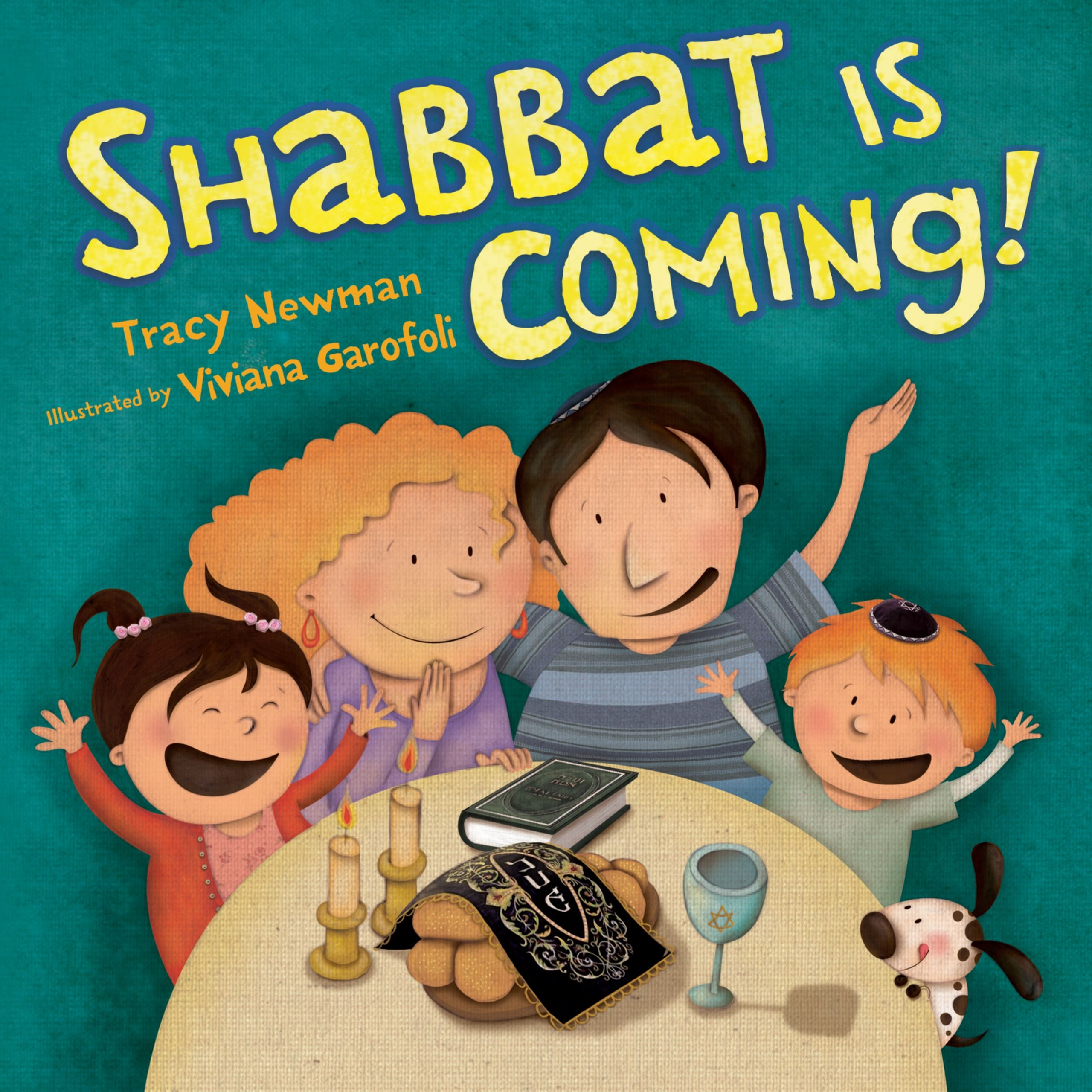 Shabbat Is Coming!