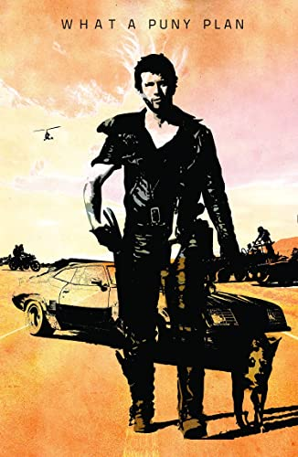 amazon com what a puny plan the road warrior mad max original