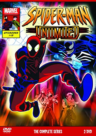 Spider Man Unlimited: The Complete Series by Amazon