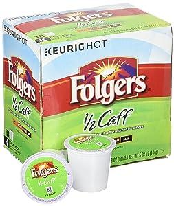 Folgers Half Caff Coffee