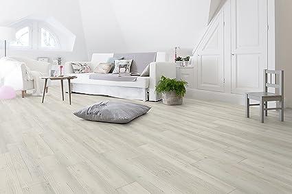 Luxury self adhesive vinyl floor planks senso urban v style ceruse