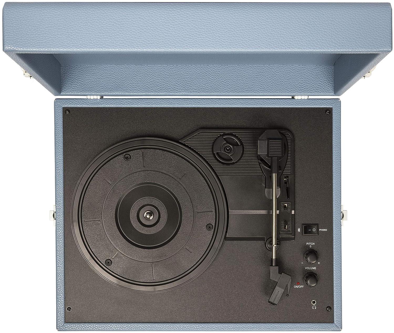 Crosley CR8017A Voyager - Tocadiscos portátiles con Receptor ...