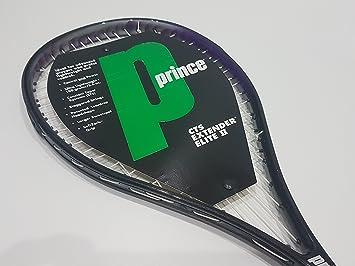 Prince cts extensor Elite ll - Raqueta de squash: Amazon.es: Deportes y aire libre