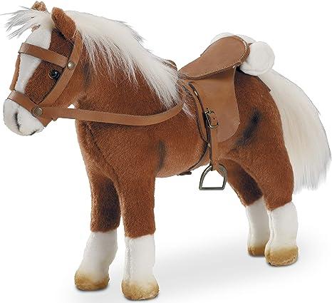 Gotz 3401099 Springturniersieger Pferd Mit Sattel Und Zaumzeug