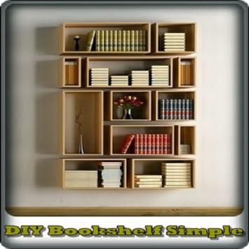 Amazon Com Diy Bookshelf Simple Appstore For Android