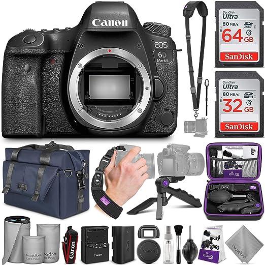 Cámara Canon Eos 6D Mark II DSLR: Amazon.es: Electrónica