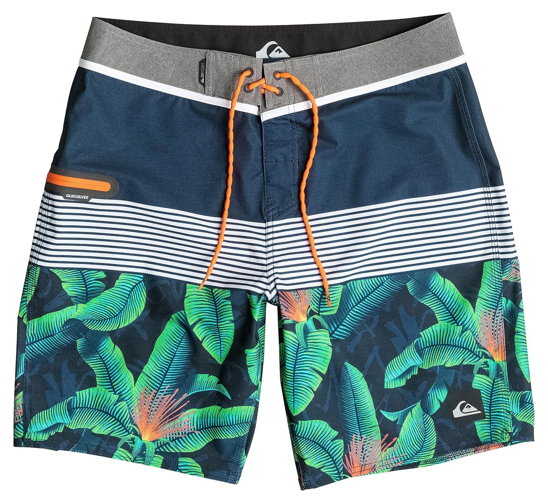 Quiksilver Men's Divisionremix19 M BDSH BRQ6 Swim Shorts