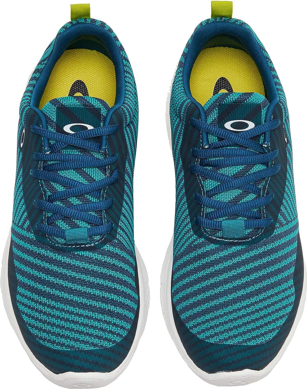 Oakley Men's EV Zero Pattern Sneaker Lake Blue