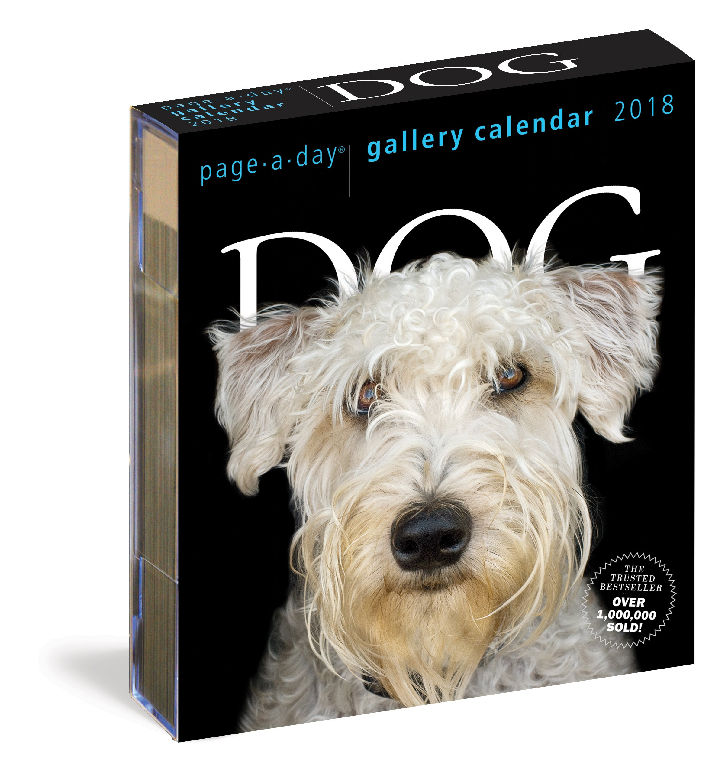 Dog Page-A-Day Gallery Calendar 2018 Calendar – Day to Day Calendar, Aug 3 2017 Workman Publishing Workman Publishing Company 152350045X Dogs - General