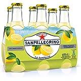 Limonata San Pellegrino vap - 2 confezioni da 6 pezzi da 200 ml [12 pezzi, 2400 ml]