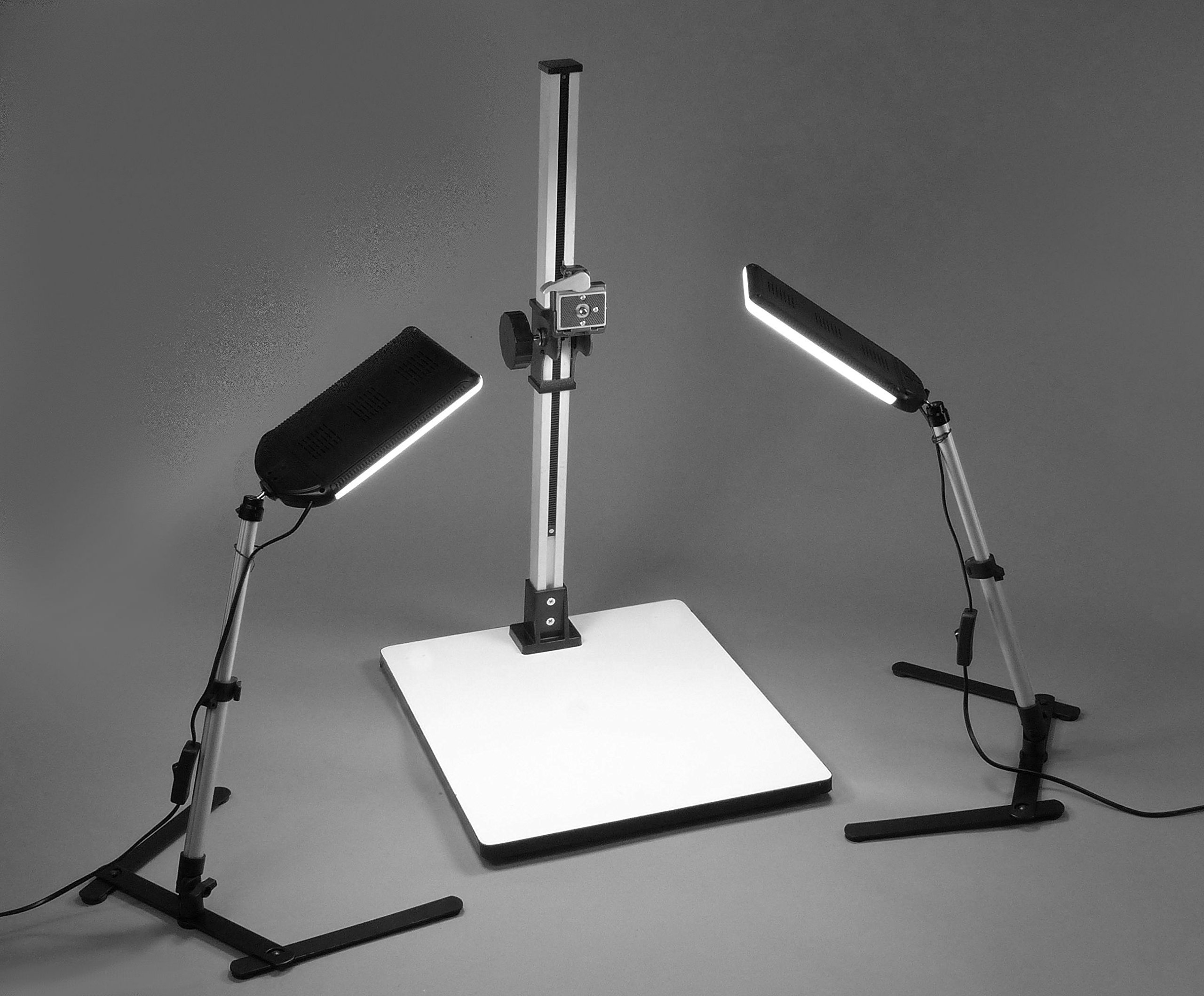 ALZO 100 LED Macro Studio Tabletop Product Photography Kit for Shooting Jewelry and Small Objects by ALZO digital