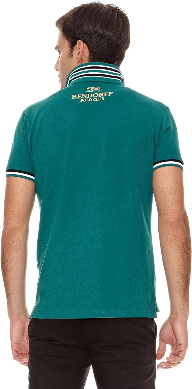 BENDORFF NEXT Polo MAX Verde S: Amazon.es: Ropa y accesorios