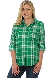 646c3132d9d Amazon.com   UG Apparel NCAA Women s Plaid Tunic   Sports   Outdoors