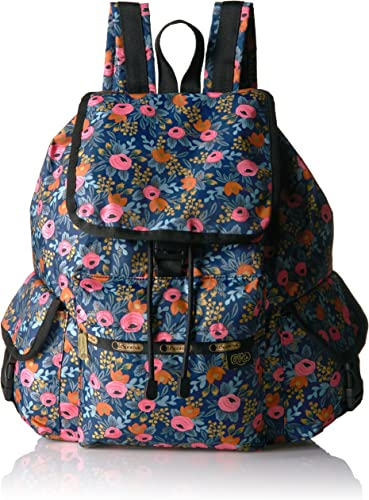 LeSportsac Women's Rifle Paper X Voyager Backpack
