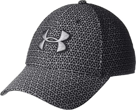 Under Armour Impresos Blitzing 3.0 Gorra de Golf, Hombre, Charcoal ...