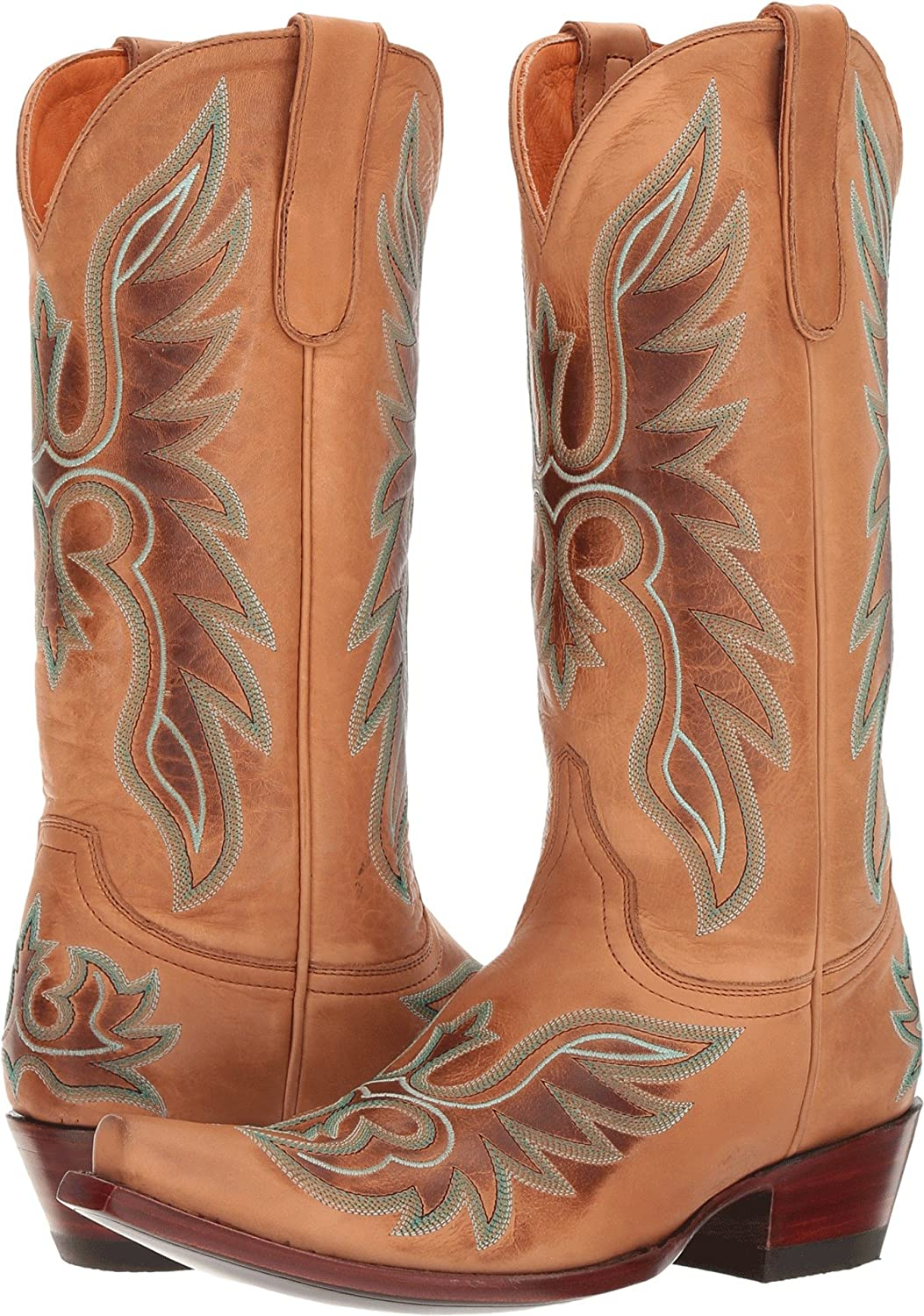 Old Gringo Womens Brave B06XD8SVCW 5.5 B(M) US|Taupe/White
