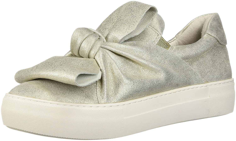 J Slides Women's Audra Sneaker B076DQK5CD 7 B(M) US|Platino