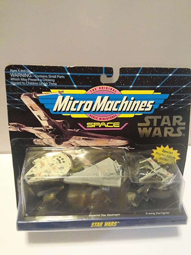 Details about  /Star Wars Micro Machines Rebel A-WING Ship X-Ray Galoob A Wing