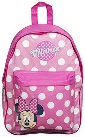 92afbce4237 Image Unavailable. Image not available for. Colour  Disney Junior Sambro  Minnie Mouse Backpack ...