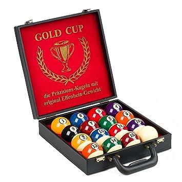 Automaten Hoffmann – Competición de Bolas de Billar Gold Cup ...